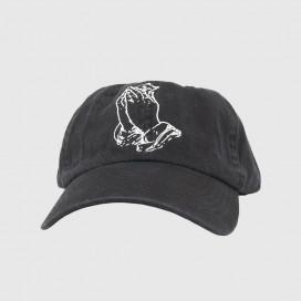 Кепка RIPNDIP Praying Hands Dad Hat Black