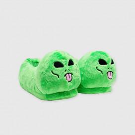 Тапочки RIPNDIP Lord Alien Slippers  Green