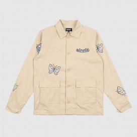 Куртка RIPNDIP Think Factory Military Jacket Tan