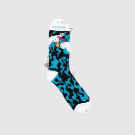 Носки RIPNDIP Psychedelic Socks Multi