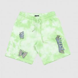 Шорты RIPNDIP Think Factory Sweat Shorts Mint Cloud Wash