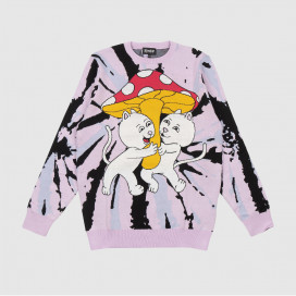 Свитер RIPNDIP Sharing Is Caring Sweater Multi