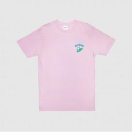 Футболка RIPNDIP The World Is Yours Tee Light Pink