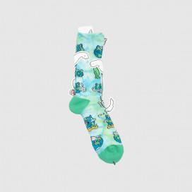 Носки RIPNDIP Save The World Socks Blue Tie Dye