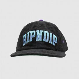 Кепка RIPNDIP Team Spirit Embroidered Art 5 Panel Strapback Black