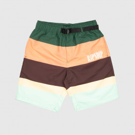 Шорты RIPNDIP Chromatic Belt Shorts Multi