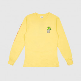Лонгслив RIPNDIP Trash / Treasure LS Bananna