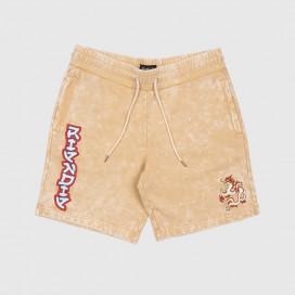 Шорты RIPNDIP Dragonerm Sweat Shorts Cream
