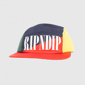 Кепка RIPNDIP Hook Em Camper Hat Multi