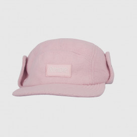 Кепка RIPNDIP Rubber Stamp Polar Fleece Camp Hat Pink