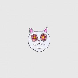 Значок RIPNDIP Flower Eyes Pin