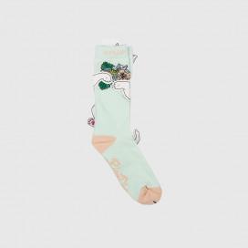 Носки RIPNDIP Tropicalia  Socks Blue