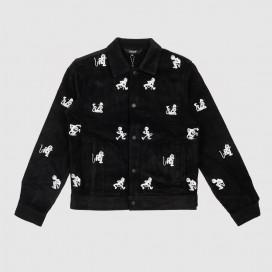 Куртка RIPNDIP Dance Party Corduroy Jacket Black