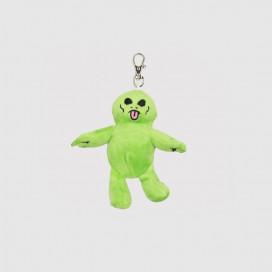 Брелок RIPNDIP Lord Jerm Mini Plush Keychain Green