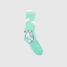 Носки RIPNDIP Lord Nermal Socks Mint