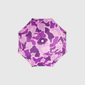 Зонтик RIPNDIP Real Shadey Umbrella Hat Purple Camo