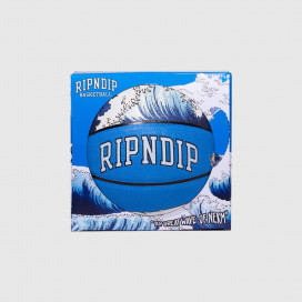 Мяч RIPNDIP Great Wave Basketball Blue