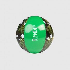 Мяч RIPNDIP Jungle Nerm Beach Ball Green