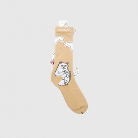 Носки RIPNDIP Lord Nermal Socks Tan