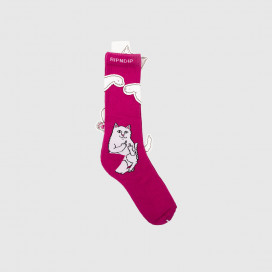 Носки RIPNDIP Lord Nermal Socks Wine