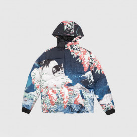 Куртка RIPNDIP Snow Bird Puffer Jacket Multi