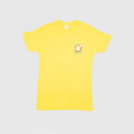 Футболка RIPNDIP Catch Em All Tee Yellow