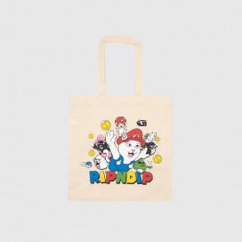 Сумка RIPNDIP Nermio Tote Bag Natural