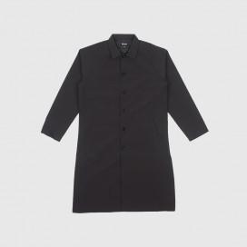 Куртка RIPNDIP World On Fire Trench Coat Black
