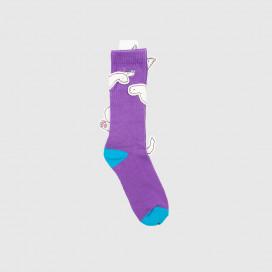 Носки RIPNDIP Castanza Socks Lavender / Blue
