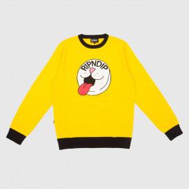 Свитер RIPNDIP Pill Knit Sweater Yellow