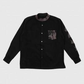 Рубашка Ruh.institute Cotton Black