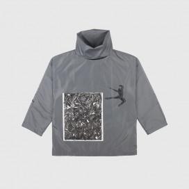 Куртка Ruh.institute x krasivity Graphite