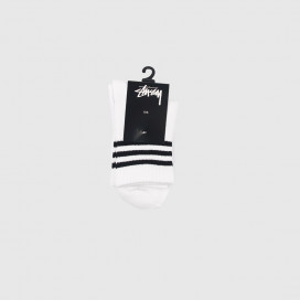 Носки Stussy Clean Stripe Socks Black