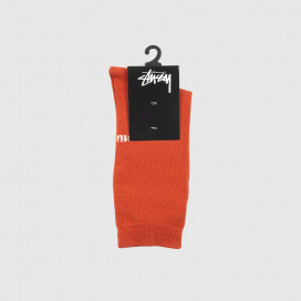 Носки Stussy Everyday Socks Brick