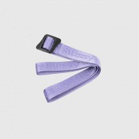 Ремень Stussy Jacquard Climbing Belt Lavender