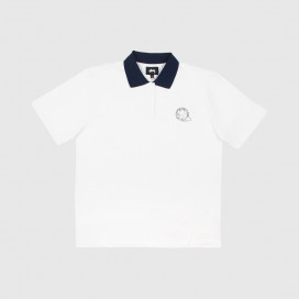 Футболка Stussy SOFIE OVERSIZED POLO White