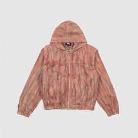 Куртка Stussy Dyed Work Jacket Rust