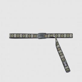 Ремень Stussy Psych Jacquard Belt Black
