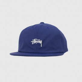 Кепка Stussy STOCK POLY COTTON CAP Blue