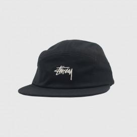 Кепка Stussy Stock Camp Cap Black