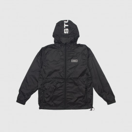 Куртка Stussy SPORT NYLON JACKET Black