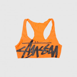 Верх купальника Stussy Myla Swim Top Neon Orange