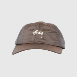 Кепка Stussy Diamond Ripstop Low Pro Cap Black