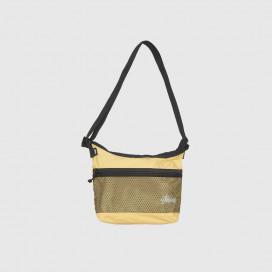 Сумка Stussy Light Weight Shoulder Bag Gold
