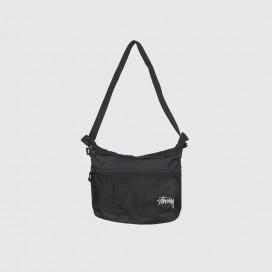 Сумка Stussy Light Weight Shoulder Bag Black
