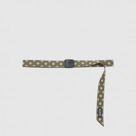 Ремень Stussy Woven Travel Belt Olive