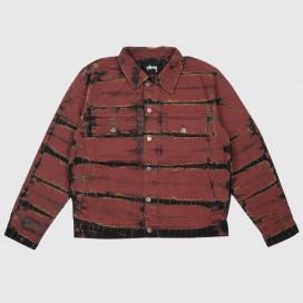 Куртка Stussy Rip Dye Ranch Jacket Brick