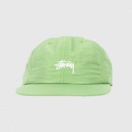 Кепка Stussy Stock Iridescent Strapback Cap Green