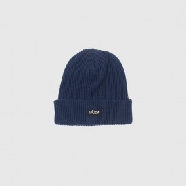 Шапка Stussy SMALL PATCH WATCHCAP BEA Navy