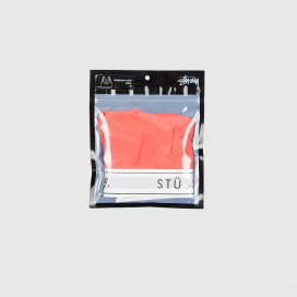 Топ Stussy CROSS BACK CROP Coral